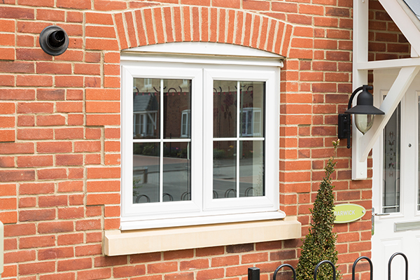casement windows uPVC