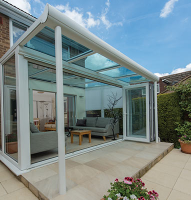 Glass Extension - 01